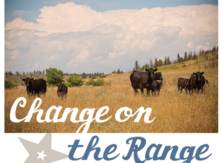 Change on The Range: Climate Change and Agriculture in Montana