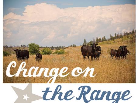 Change on The Range