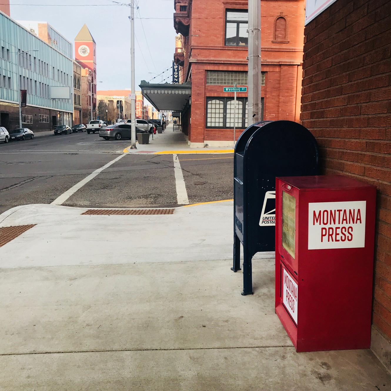 Big Sky | United States | Montana Press