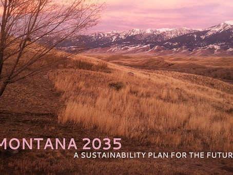 Montana Needs a Sustainability Plan