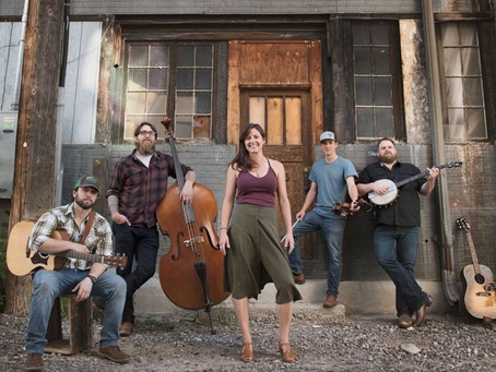 Big Sky Bluegrass: Laney Lou and the Bird Dogs Record New Album and Tour State