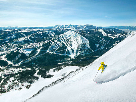 Ski Montana! A Full Field Guide to Ski Resorts across the State