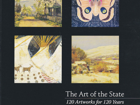 The Art of the State:120 Artworks for 120 Years of the University of Montana