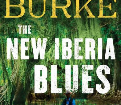 """James Lee Burke Makes a Point with """"New Iberia Blues"""""""