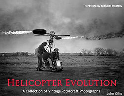 Helicopte Evolution Book cover