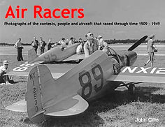 Air Racing History book cover John Cilio author