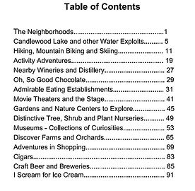 270 things to do table of contents jpg