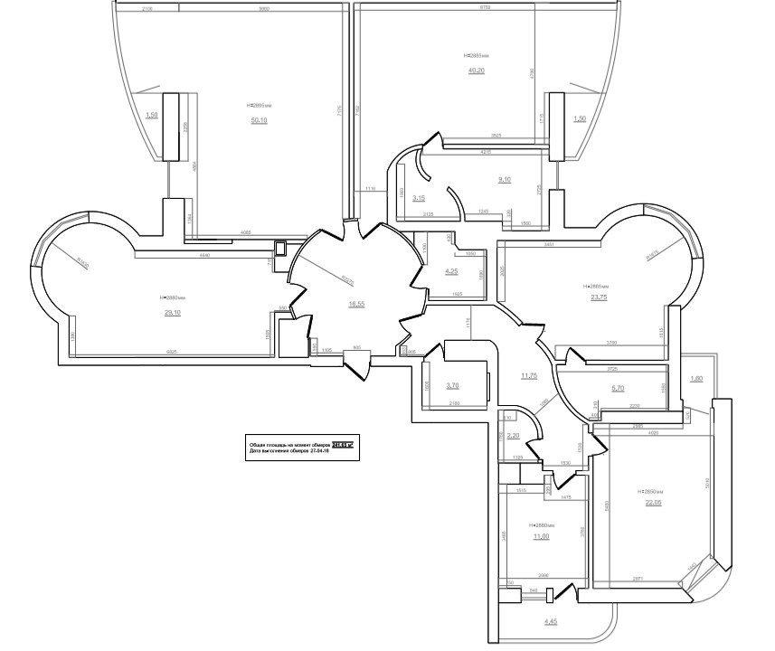 4 bedroom apartment for rent in Kiev center next to central Botanic Garden. 11 Nazarivska (Vetrova) St