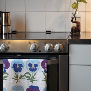 Kitchen Towles | Pansy
