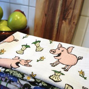 Kitchen Towles