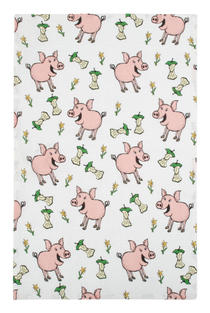 Kitchen Towles | Pigs