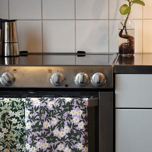 Kitchen Towles | Flowers