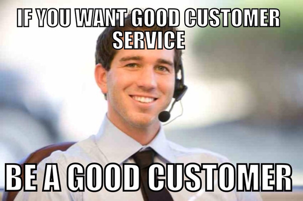 Ten ways to get a good service – Part one