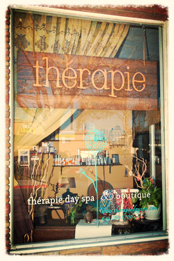 Welcome to Thérapie!