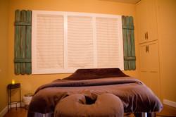 Relaxing treatment room in La Mesa