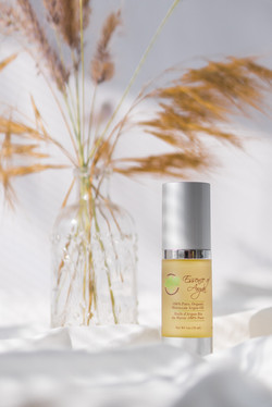 essence of argan face and hair oil
