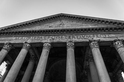 Pantheon print