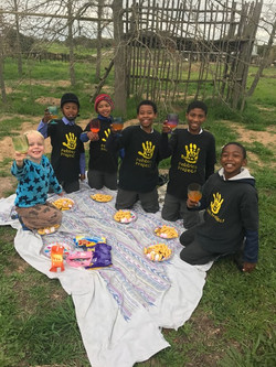 Pebbles project  -Community outreac