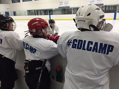 Camp hockey enfants montreal
