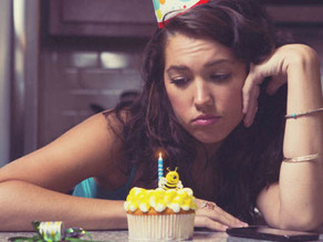 Birthdays: what's with the emotional roller coaster?