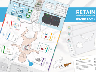 CSAR's latest Publication: The RETAIN Simulation-Based Serious Game-A Review of the Literature