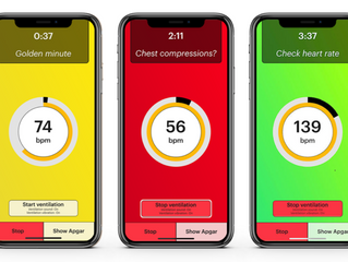 CSAR's latest publication: Evaluation of a Tap-Based Smartphone App for Heart Rate Assessment Du