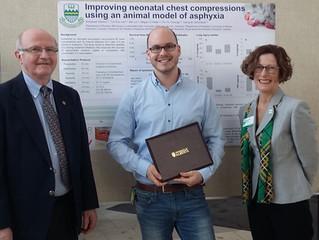 UARE-Student Immanuel Görens receives Award