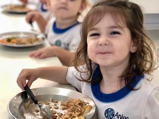 Alimentação e Nutrição Escolar