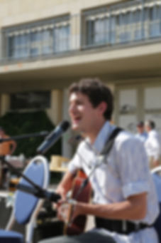 David Fisher Birmingham musician harmonica Potsdam