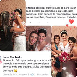 Laisa e Thiago