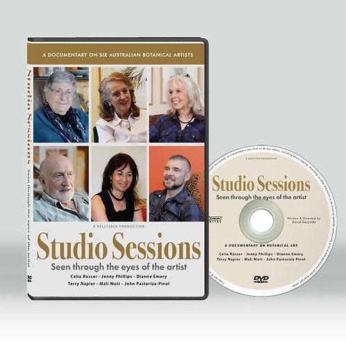 Studio Sessions DVD