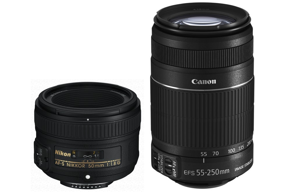 A normal prime and a telephoto zoom are two of the most common lenses to be bought after a kit lens