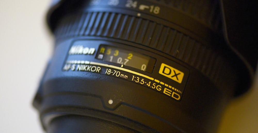 Lens Barrel Photo