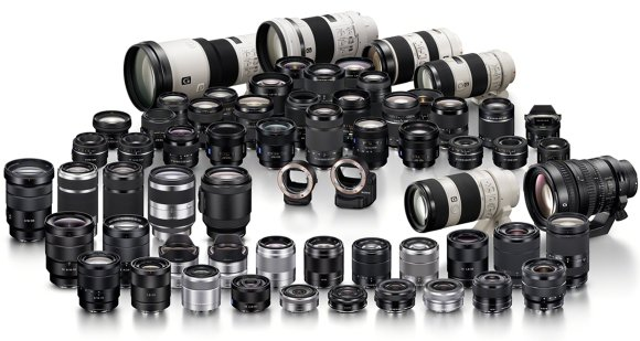 group of lens