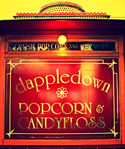 Dappledown Popcorn and Candyfloss