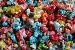 Dappledown Popcorn Rainbow