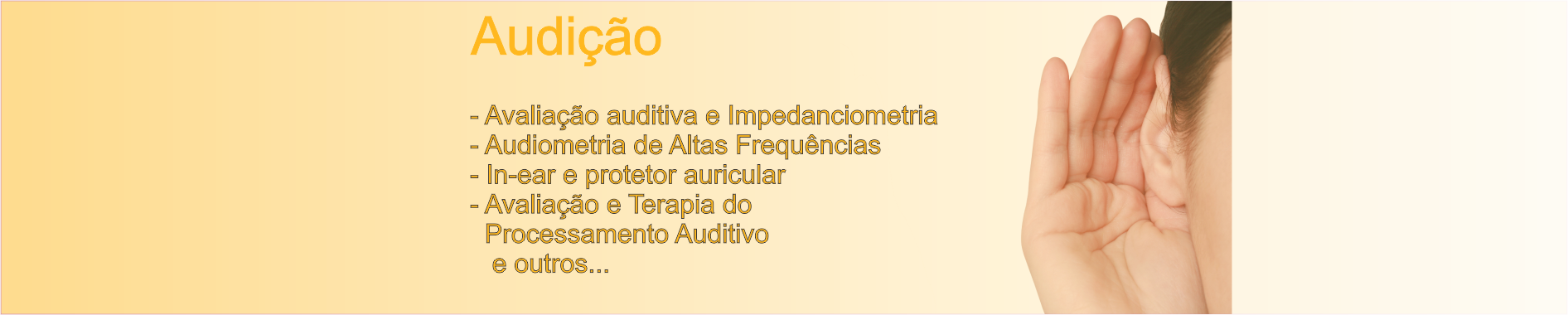 Fonoaudiologa SP Auditivo (banner)