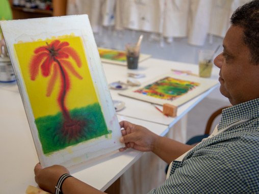 A Growing Community of Community Art Facilitators