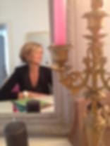 Gwenaëlle RICHARDOT - AU BOUDOIR DES DAMES