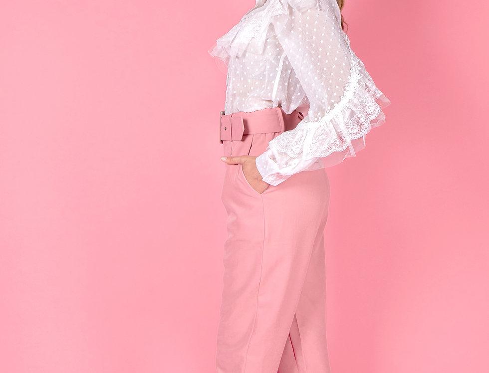 Ramona Pink Trousers