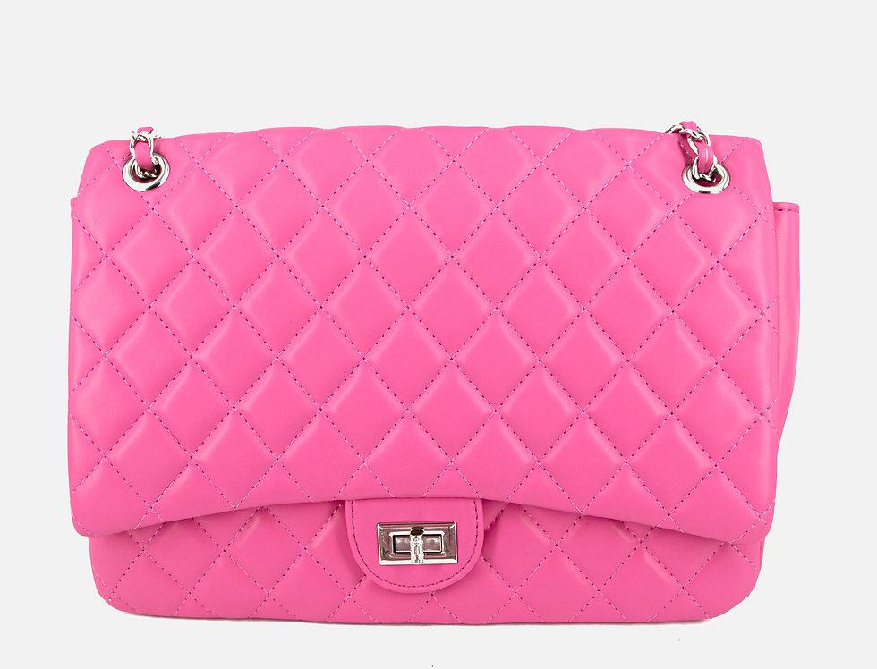 Queen Attitude Pink Handbag Set