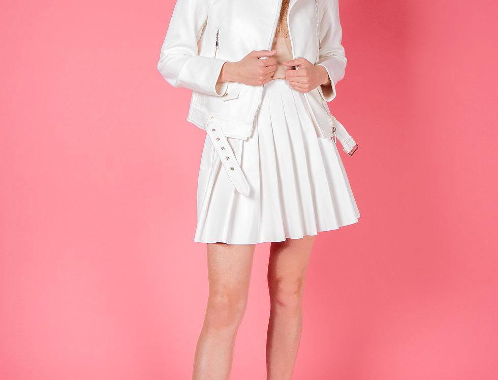Just Fabulous White Jacket