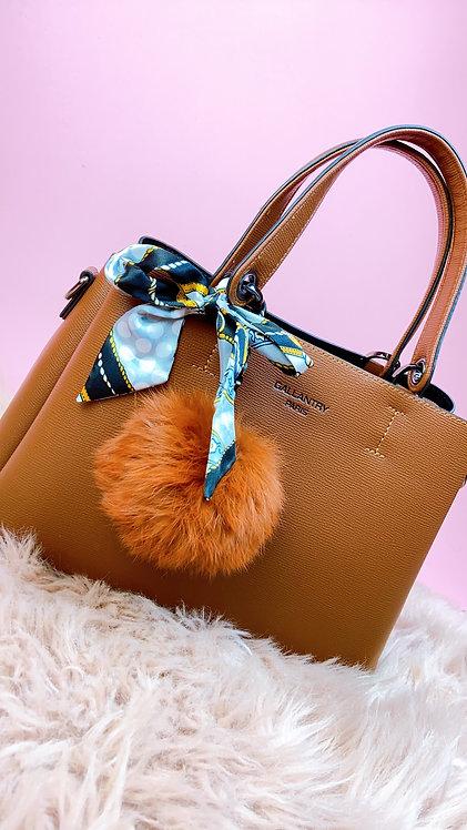 Gallantry Camel Bag