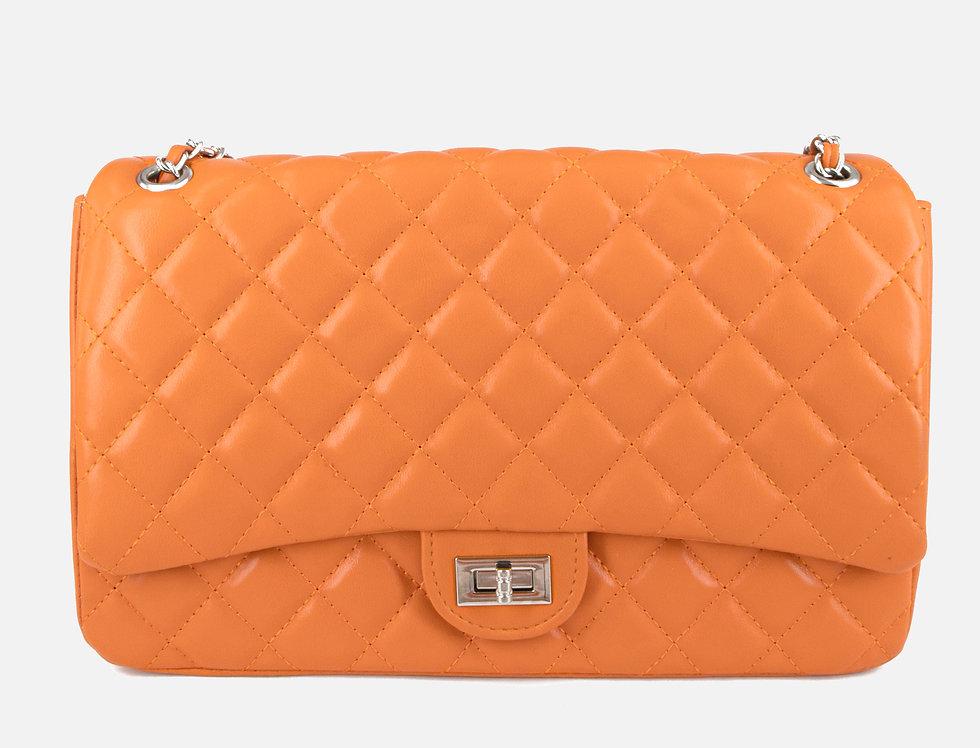 Queen Attitude Orange Handbag Set