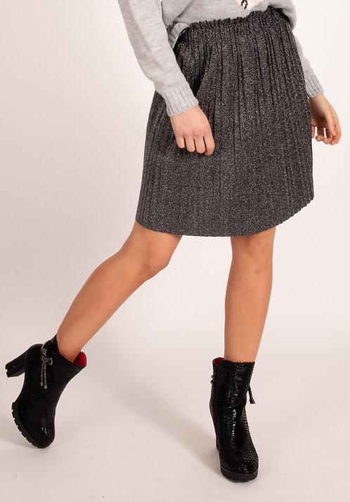 Mary Blink Grey Skirt