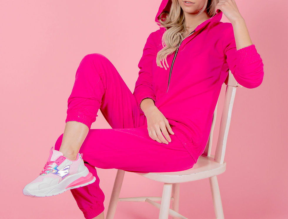 In My Comfort Zone Pink Homewear