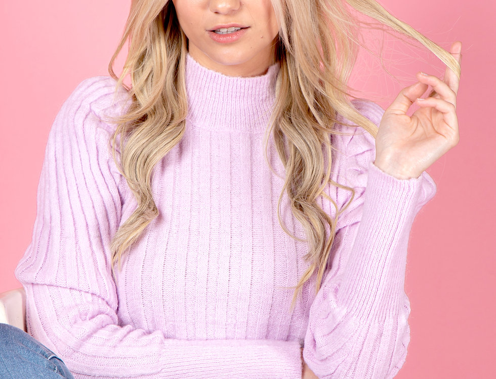 Just Me Lila Sweater