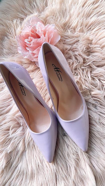 Cinderella Lavendel Pumps