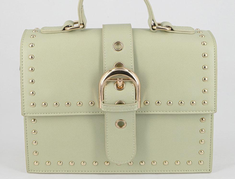 Odysée Light Green Handbag