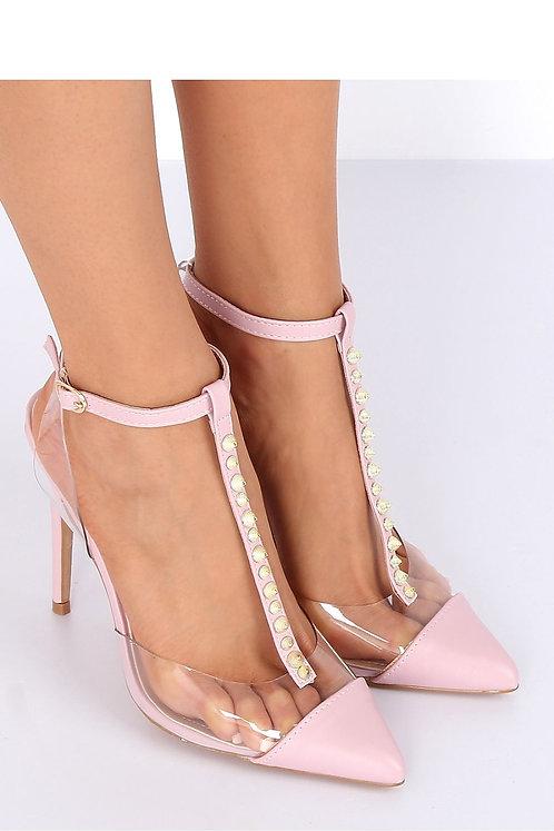 Ventini Pink Fashion High Heels